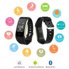 S2 Smart Armband Herzfrequenzmesser Fitness Tracker Pulsmesser - Schwarz