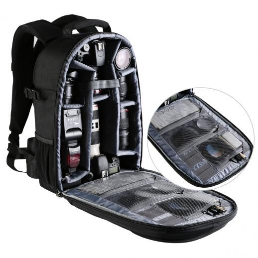 Kamerarucksack Spiegelreflex Fotorucksack 30cm*16cm*42cm