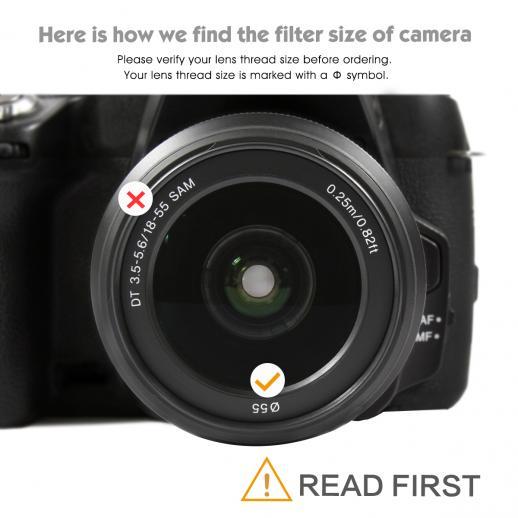 Filter ND1000 82mm 10 Stop MRC Nano-X