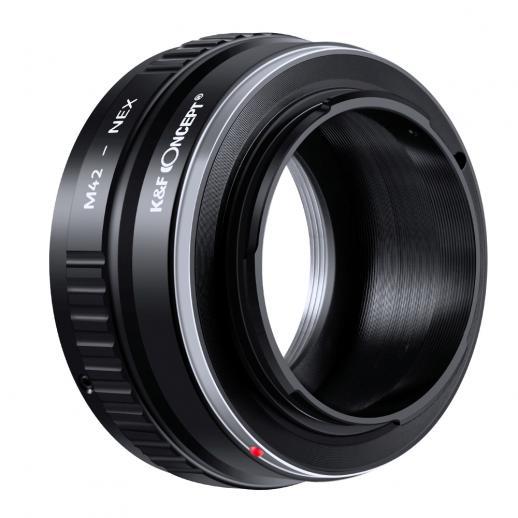 M42 Objektiv auf Sony E Mount Kamera Adapter