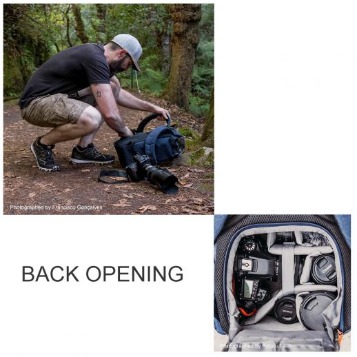 Kamerarucksack Fotorucksack 27.5cm*17cm*44cm